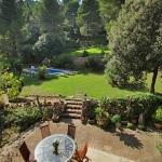 Finca Mallorca MA3505 - Blick in den Garten