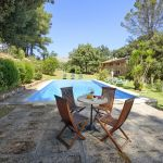 Finca Mallorca MA3505 Gartenmöbel am Pool