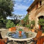 Finca Mallorca MA3505 - Gartenmöbel auf der Terrasse