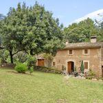 Finca Mallorca MA3505 Rasenfläche vor dem Haus