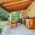 Finca Mallorca MA3505 - Terrasse