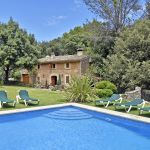 Finca Mallorca mit Pool MA3505