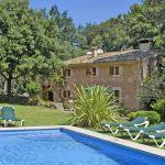 Finca Mallorca mit Swimmingpool MA3505