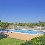 Ferienhaus Mallorca MA3065 Blick auf den Pool