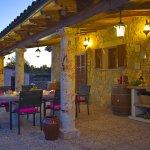 Ferienhaus Mallorca MA3069 Beluchtung am Abend