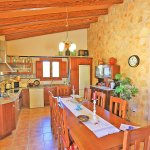 Ferienhaus Mallorca MA3069 Küche