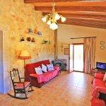 Ferienhaus Mallorca MA3069 Wohnbereich