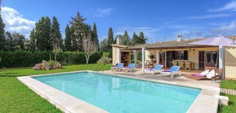 Mallorca Nordküste – Ferienhaus Puerto Pollensa 3172 mit Pool in Strandnähe (900m). Wechseltag Samstag.