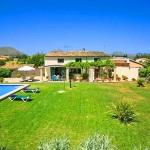 Ferienhaus Mallorca MA3274 - Rasenfläche am Pool