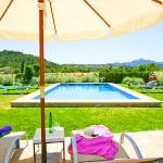 Ferienhaus Mallorca MA3274 - Sonnenliegen- und -schirm