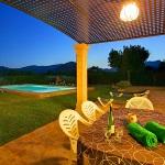 Ferienhaus Mallorca MA3274 - Terrassentisch