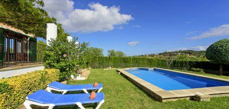 Mallorca Nordküste – Komfort Ferienhaus Alcudia 3478 mit Pool, Grundstück 14.000qm, Wohnfläche 120qm. An- und Abreisetag Samstag.