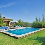Ferienhaus Mallorca MA3521 - Garten
