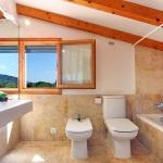 Finca Mallorca MA3350 - Badezimmer mit Wanne