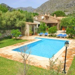 Finca Mallorca MA3380 - Garten mit Pool
