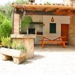 Finca Mallorca MA3380 - Grillhaus