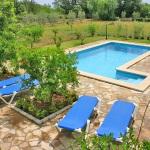 Finca Mallorca MA3380 - Poolterrasse