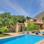 Finca Mallorca MA3380 - Poolterrasse (2)