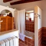 Finca Mallorca Pollensa 3437 - Badewanne