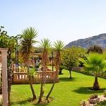 Finca Mallorca Pollensa 3437 - Garten