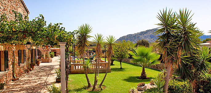 Ferienhaus Mallorca MA3437 mit Garten