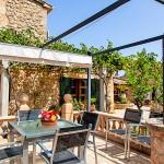 Finca Mallorca Pollensa 3437 - Gartenmöbel
