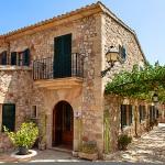 Finca Mallorca Pollensa 3437 - Hausansicht