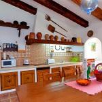 Finca Mallorca Pollensa 3437 - Küche