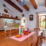 Finca Mallorca Pollensa 3437 - Küchentisch