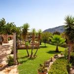 Finca Mallorca Pollensa 3437 - Rasen