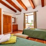 Finca Mallorca Pollensa 3437 - Schlafzimmer