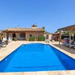 Finca Mallorca Pollensa 3437 - Schwimmbad