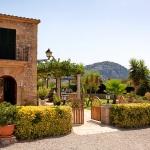 Finca Mallorca Pollensa 3437 - Zufahrt