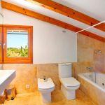Luxus-Finca Mallorca MA3350 Bad mit Wanne