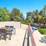 Luxus-Finca Mallorca MA3350 Dachterrasse