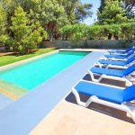 Luxus-Finca Mallorca MA3350 Sonnenliegen