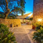 Luxusfinca Mallorca MA3260 Beleuchtung abends