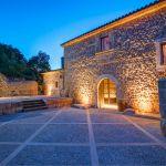 Luxusfinca Mallorca MA3260 Beleuchtung am Abend