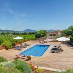 Luxusfinca Mallorca MA3260 Garten mit Swimming-Pool