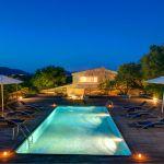 Luxusfinca Mallorca MA3260 Poolbeleuchtung