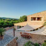 Luxusfinca Mallorca MA3260 Sonnensegel