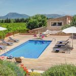 Luxusfinca Mallorca MA3260 Swimmingpool mit Gartenmöbel