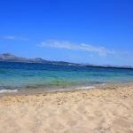 Strand Puerto Pollensa auf Mallorca