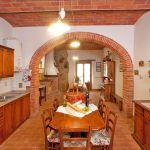 Ferienhaus Toskana 860 Küche