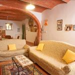 Ferienhaus Toskana 860 Wohnbereich