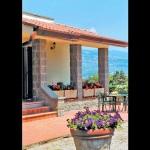 Ferienhaus Toskana TOH601 - Ausgang zum Schwimmbecken