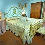 Ferienhaus Toskana TOH601 - Doppelbettzimmer mit Bad