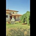 Ferienhaus Toskana TOH601 - Garten mit Grill