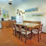 Ferienhaus Toskana TOH601 - Holzstühle- und Tisch