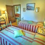 Ferienhaus Toskana TOH601 - Schlafzimmer mit zwei Einzelbetten